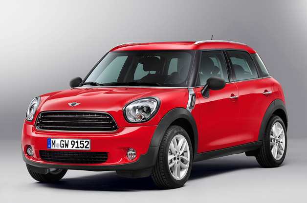 2015 Mini Countryman getting mild facelift for NY
