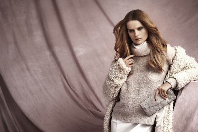 How to perfect winter's pastel trend