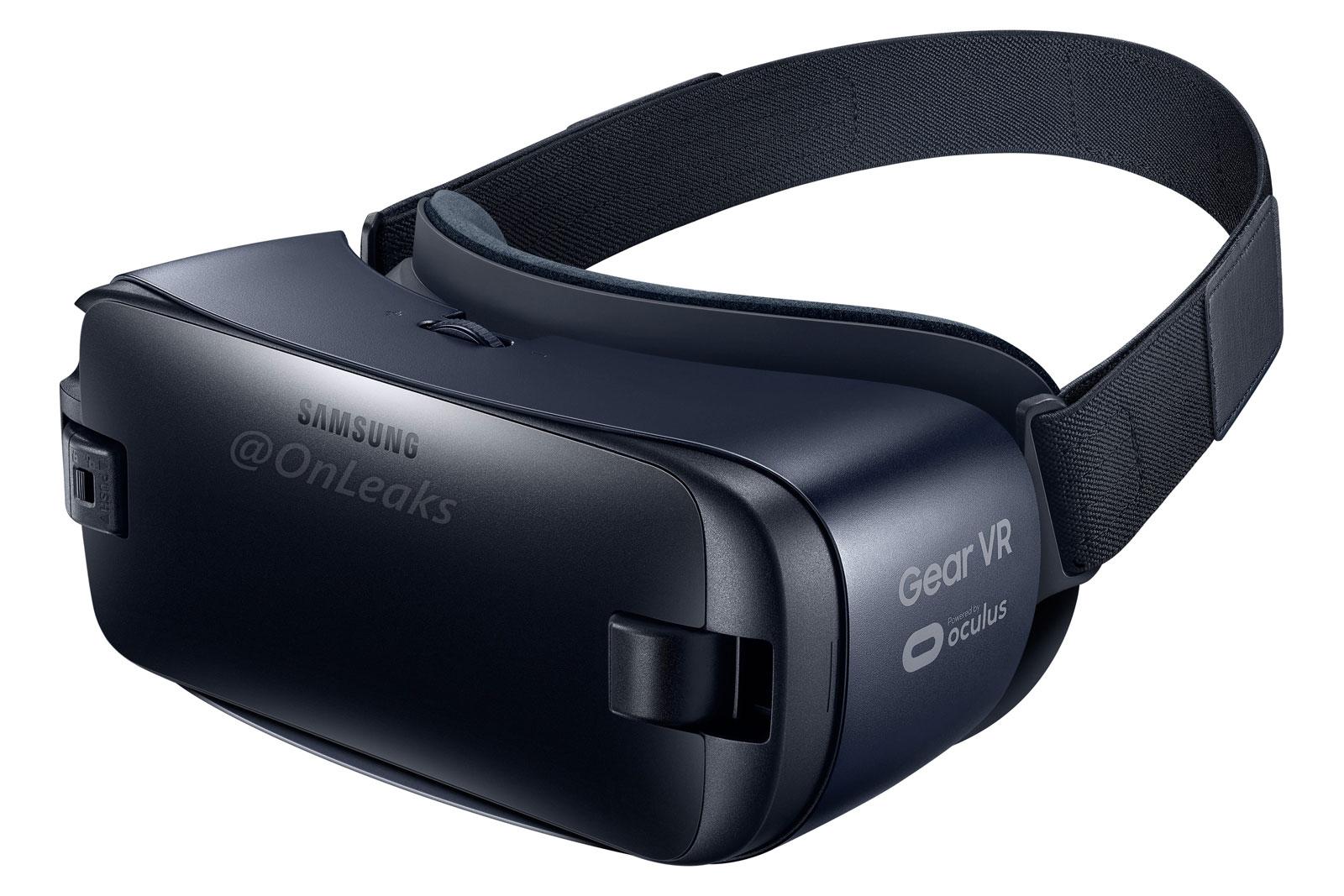 Das ist die neue Gear VR von Samsung