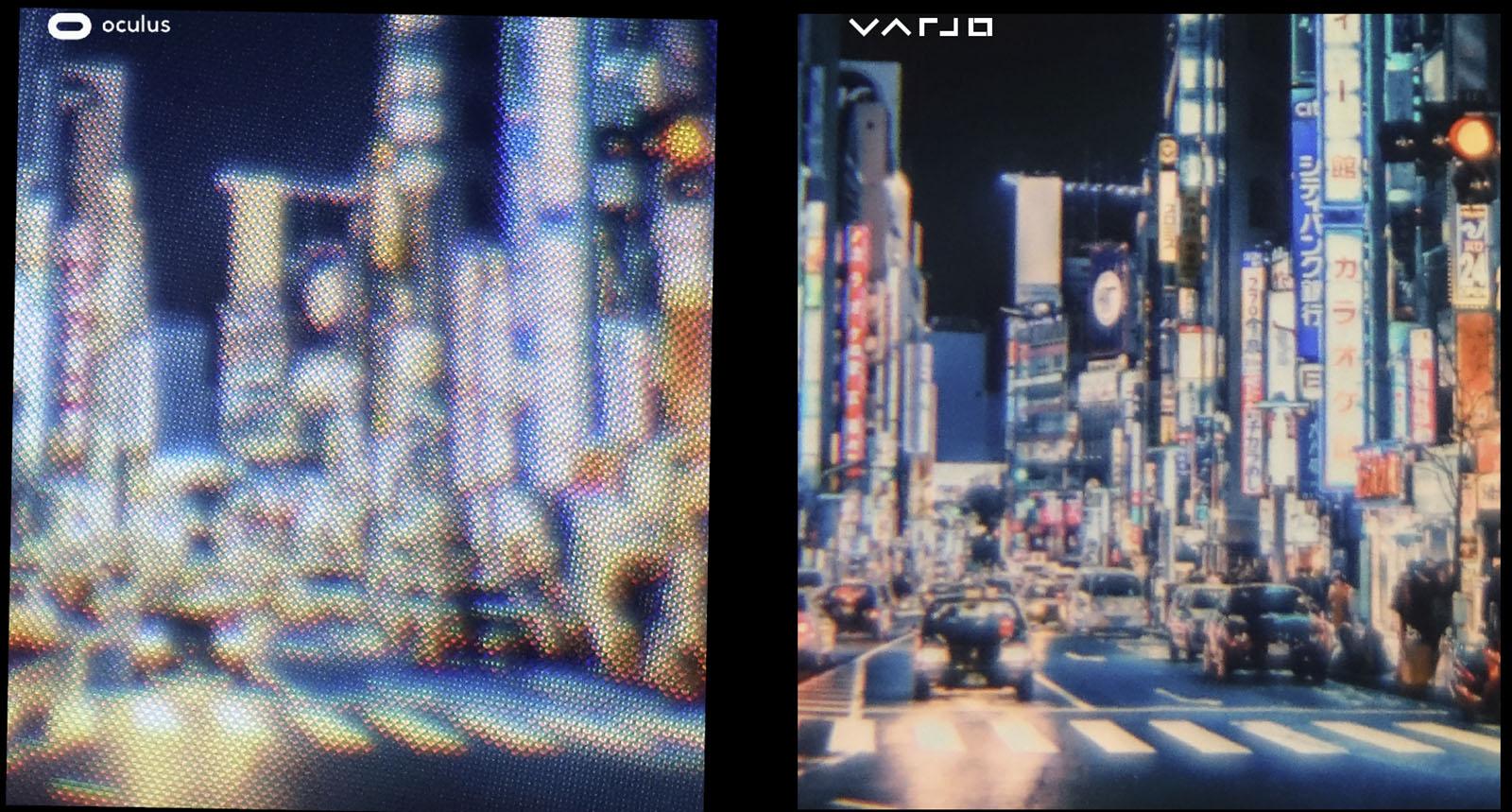 Varjo promete un casco virtual con la resolución del ojo humano