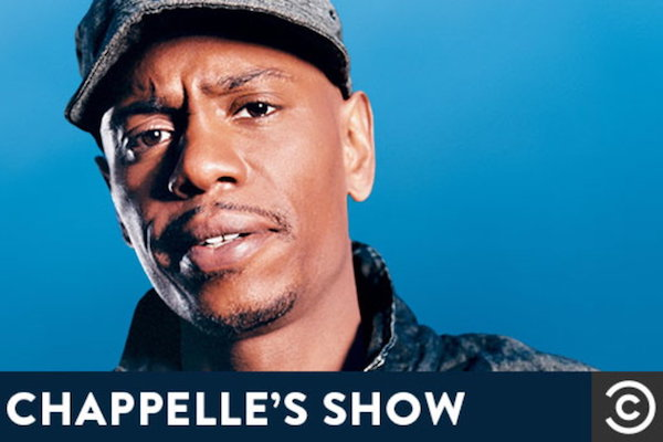 shows that never should have left comedy central, chappelle's show