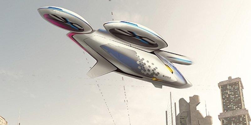 Airbus will selbstfliegende Taxis bauen und nächstes Jahr ähnliches testen