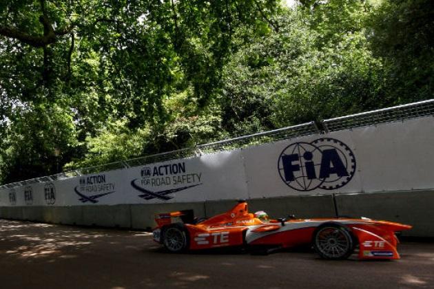 フォーミュラE、レース中の出力をアップしてシーズン2年目に突入!