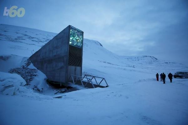 ノルウェーのスバールバル諸島に、地球最後の日に備えた文書庫がオープン