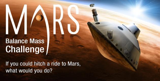 NASA's Mars Balance Mass Challenge