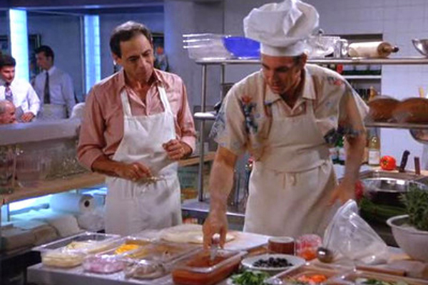 seinfeld in workplace The court's rationale was that the decision was not based on personal  appearance really, rather it was based on the workplace relationship.