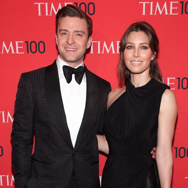 Jessica Biel pregnant with Justin Timberlake's baby