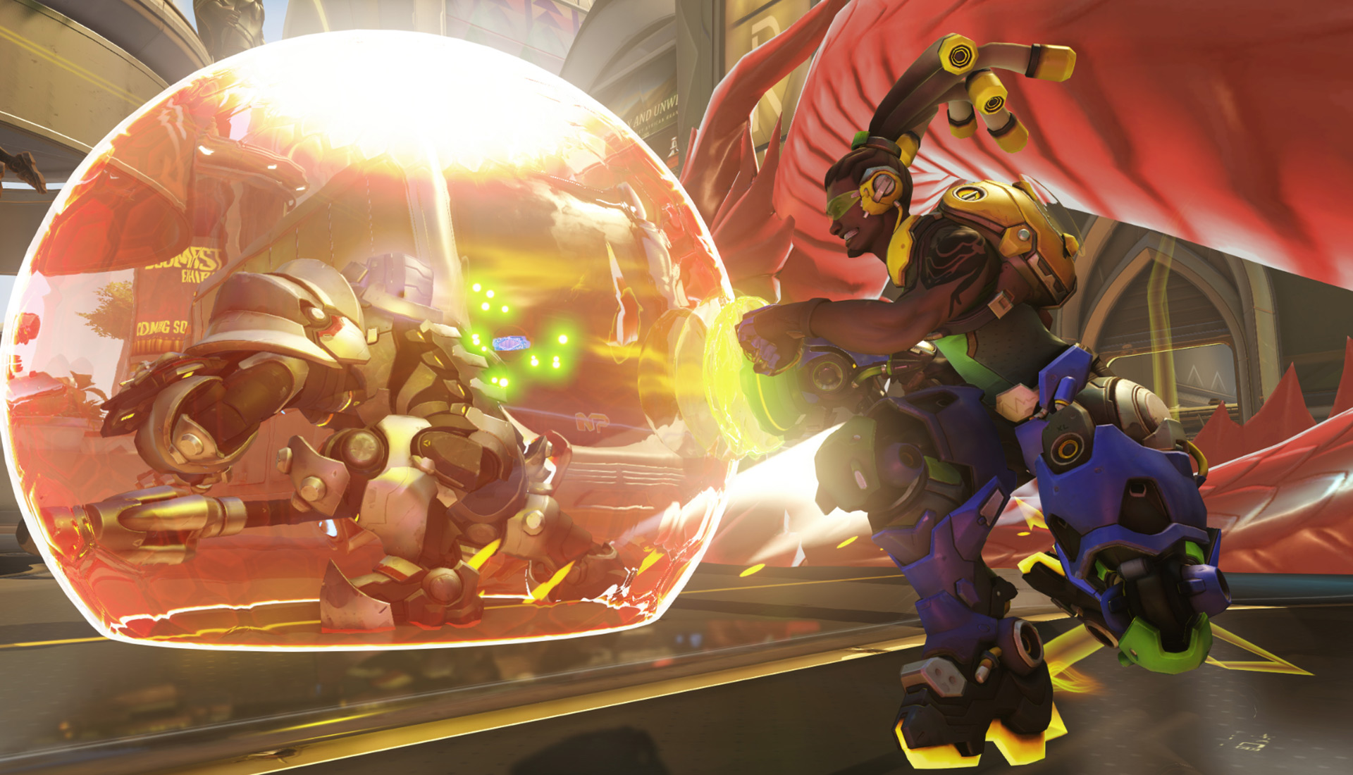 'Overwatch' already has 7 million people aiming at your face