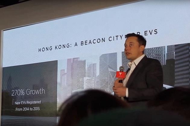 【ビデオ】イーロン・マスク氏、「中国の電気自動車市場は手ごわい」と語る