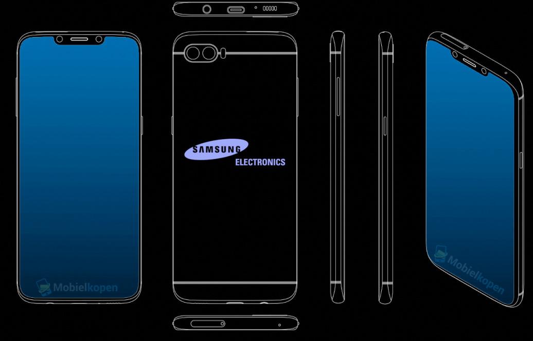 Auch Samsung liebäugelt mit dem Notch