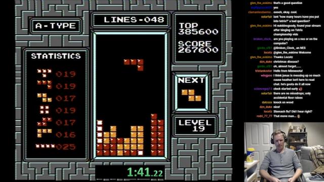Versehentlich: Neuer Tetris-Weltrekord