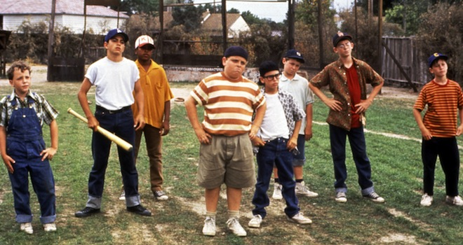 Baseball Dream Team Movies