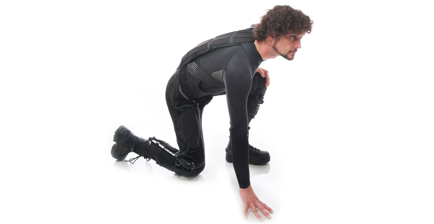 A 'smart' exosuit learns its user's movements