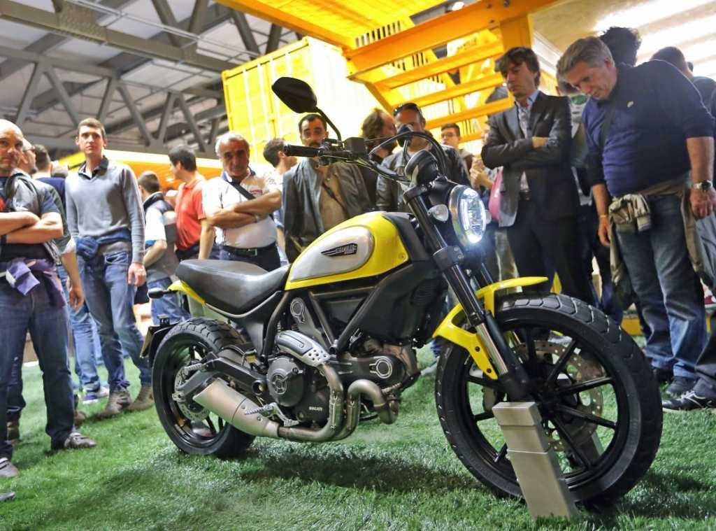 Das schönste Motorrad der Eicma 2014