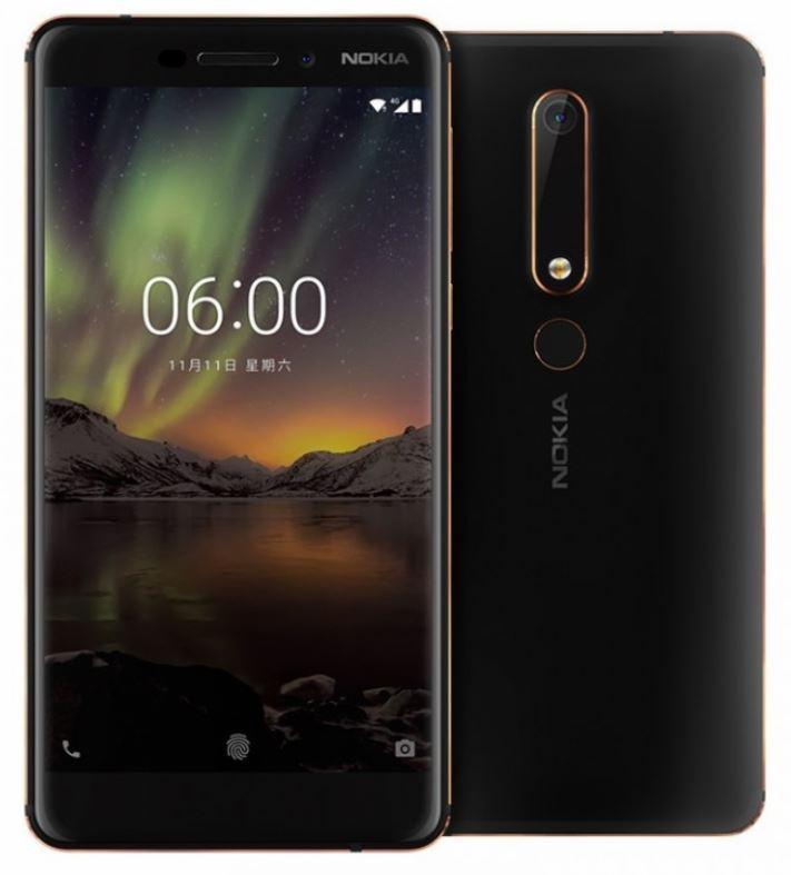 Nokia 6 schon heute in neuer Aufmachung präsentiert