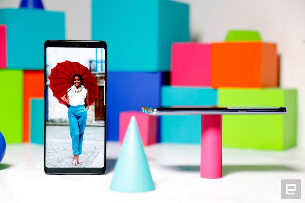 Galaxy Note 8 cara a cara con la competencia: ¿qué teléfono es tu ganador?