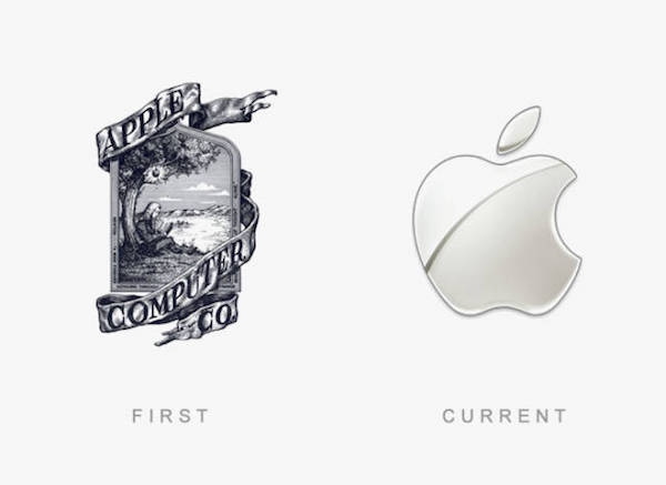How Famous Logos Have Changed Over Time