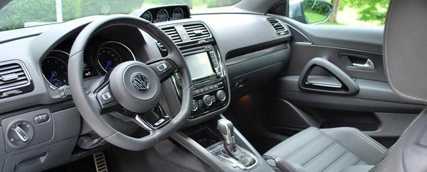 2014 Volkswagen Scirocco R