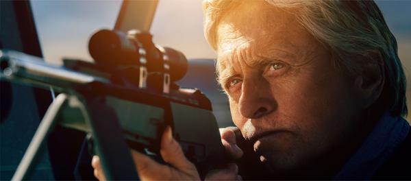 マイケル・ダグラス史上最凶の衝撃作『追撃者』公開 「これが狂った西海岸のゴードン・ゲッコーだ!」