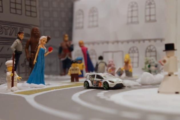 【ビデオ】フォードが、クリスマス恒例の「スノーカーナ3」を公開!