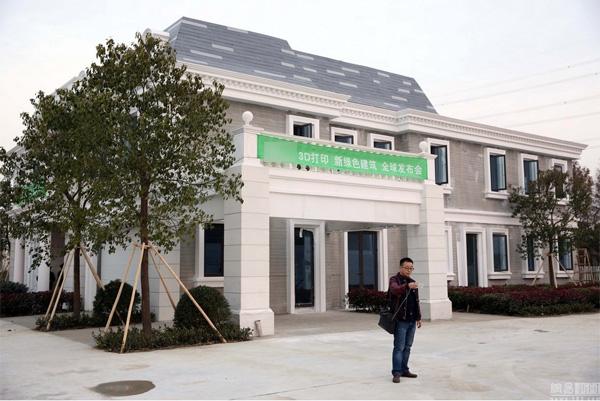 中国の3Dプリンターマンションに不安の声続出「これはあかんw」「壁の断面うどんかよw」
