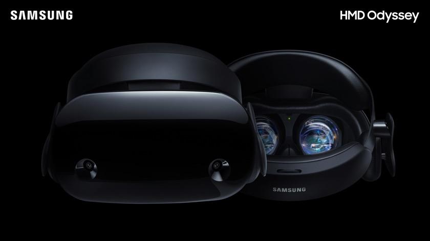 Samsung Odyssey: Mixed-Reality-Headset kostet 500 US-Dollar