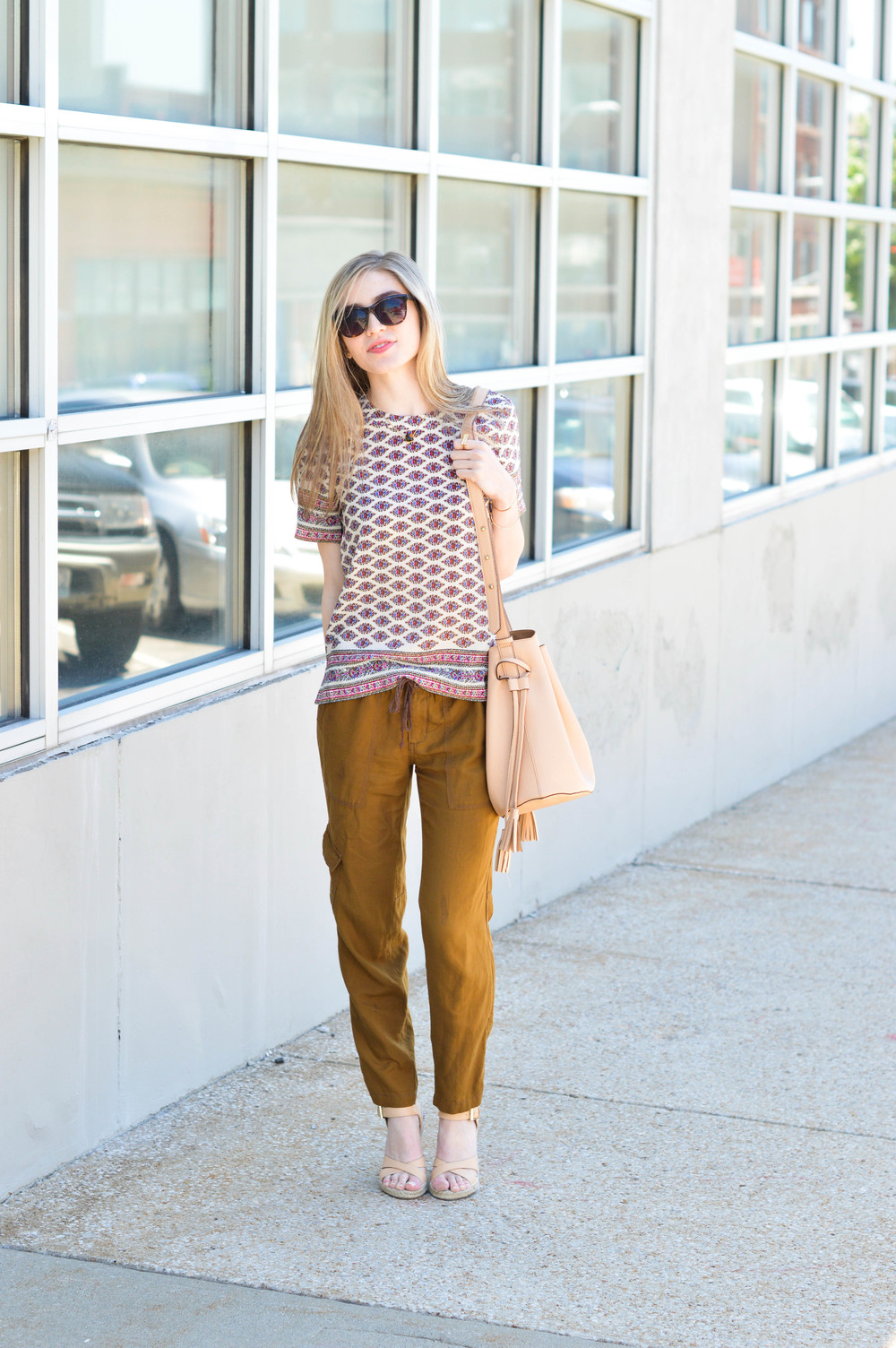 Street style tip of the day: Jogger pants