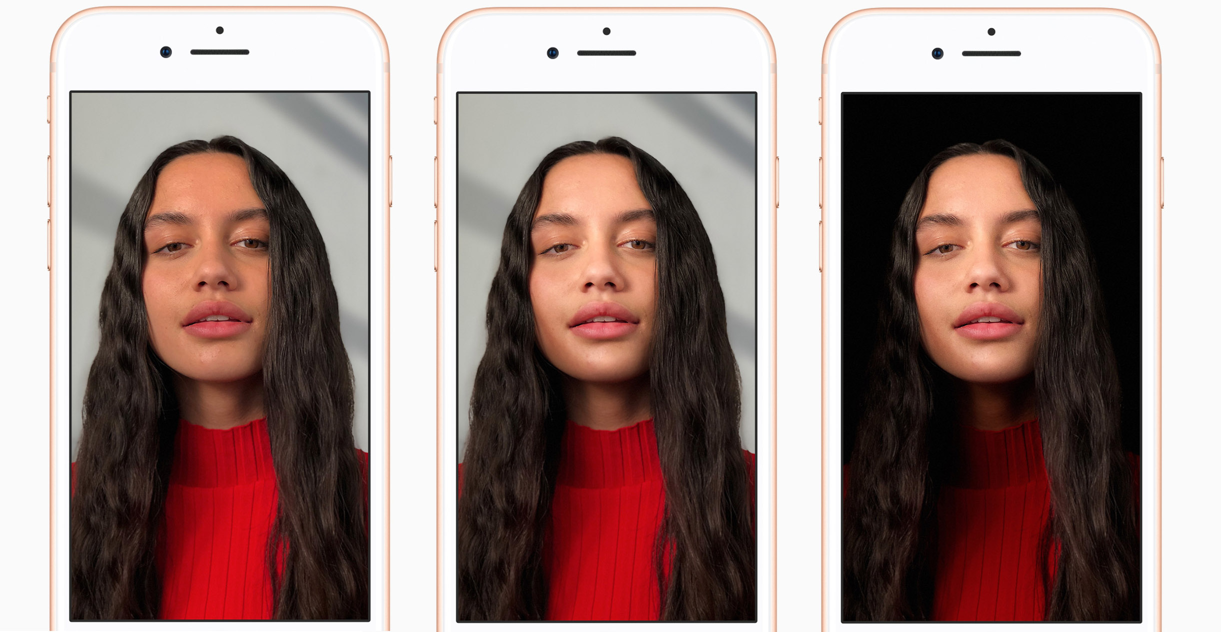 photo image Apple's Portrait Lighting uses AI to color our memories