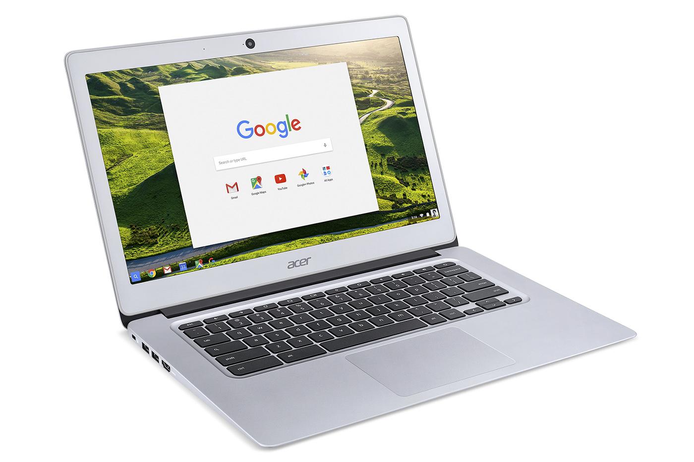 Acer Stellt Chromebook 14 Aus Aluminium Vor