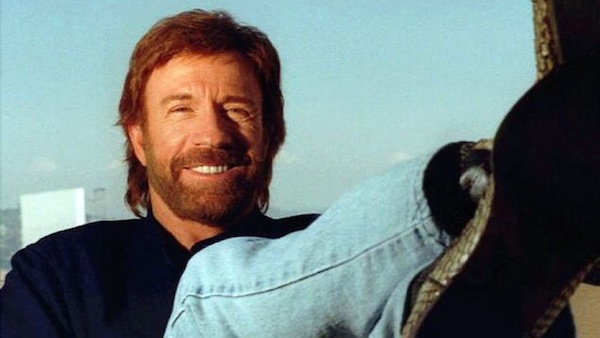 greatest things from every state, oklahoma, chuck norris