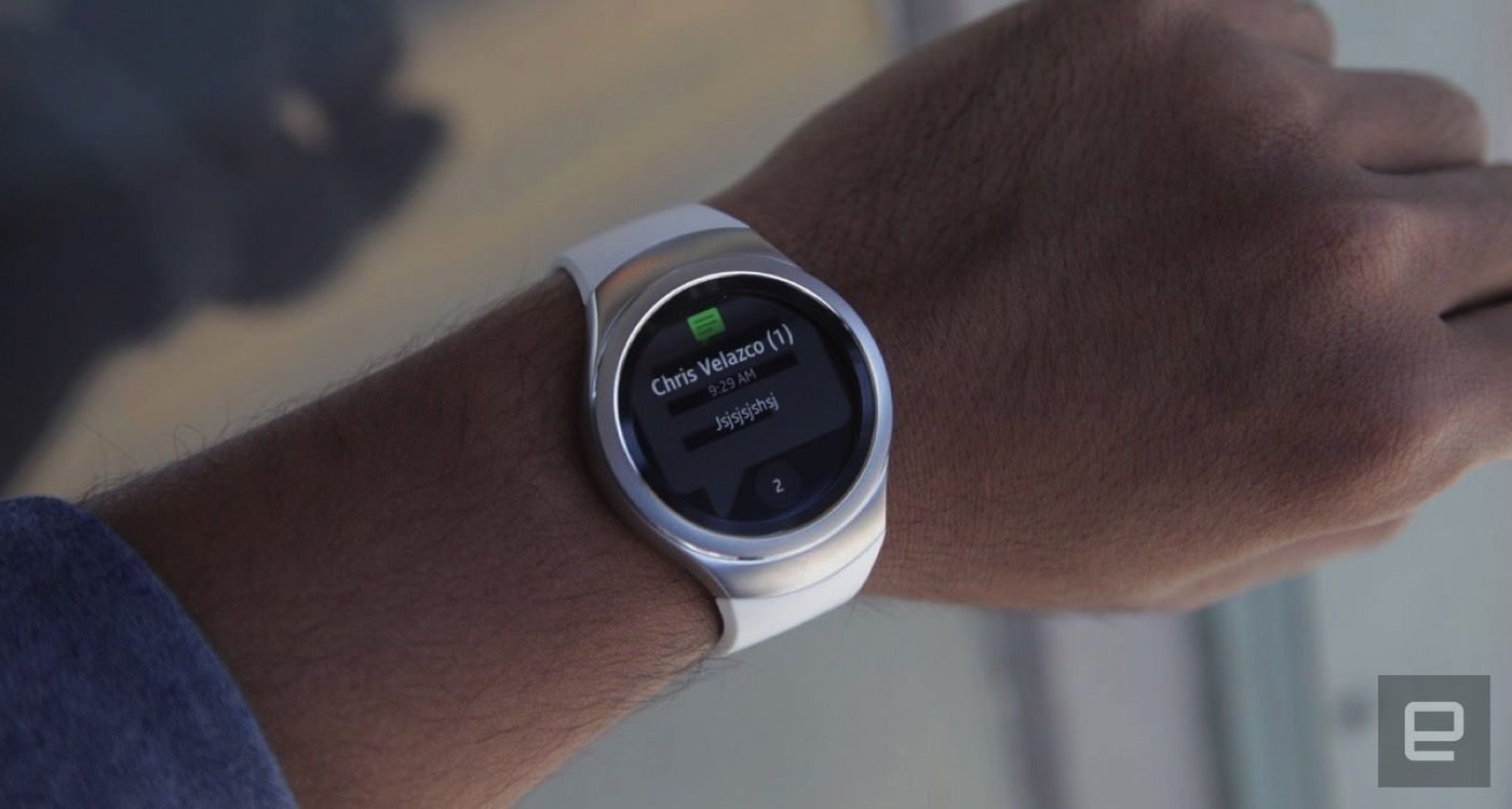 Samsung's next smartwatch comes with an e-SIM