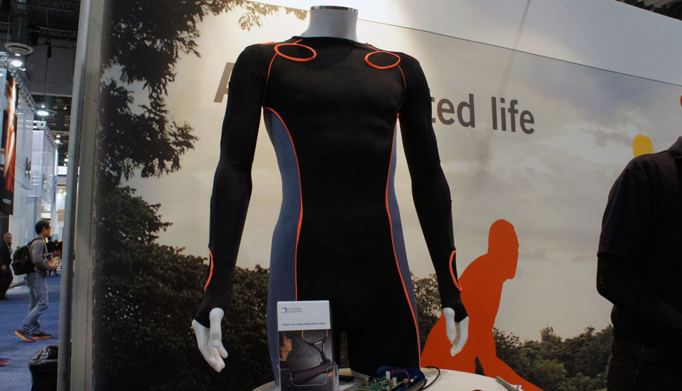 Your next smart shirt might make you look like an extra from 'Tron'