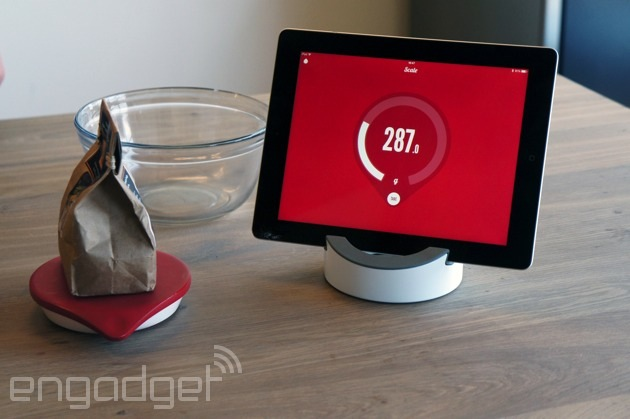 drop opens pre orders for its smart kitchen scale early