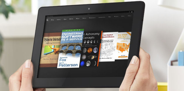 Amazon's Kindle Textbook Creator turns authors into teachers (and vice versa)