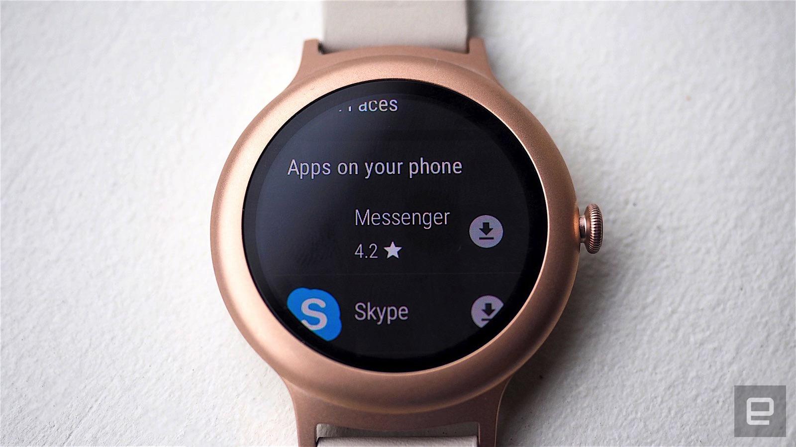 Android Wear 2.0 en cinco puntos clave: conoce mejor qué te ofrece