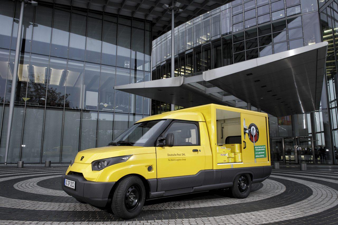 Post kauft elektroauto-Hersteller StreetScooter