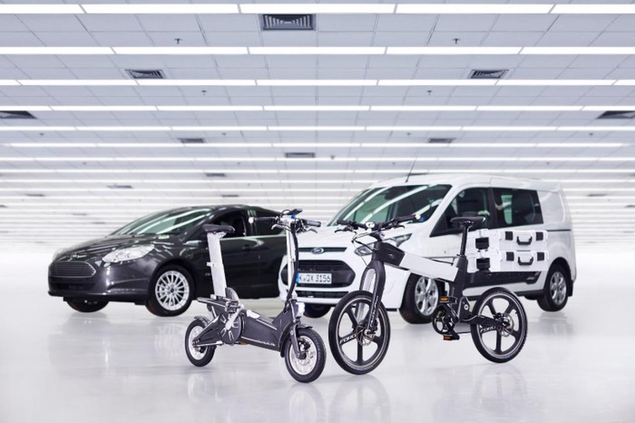 Ford, E-Bike, elektro-Fahrrad, E-Fahrrad, MoDe:me, ModDe:Pro, Pedelec, Video,