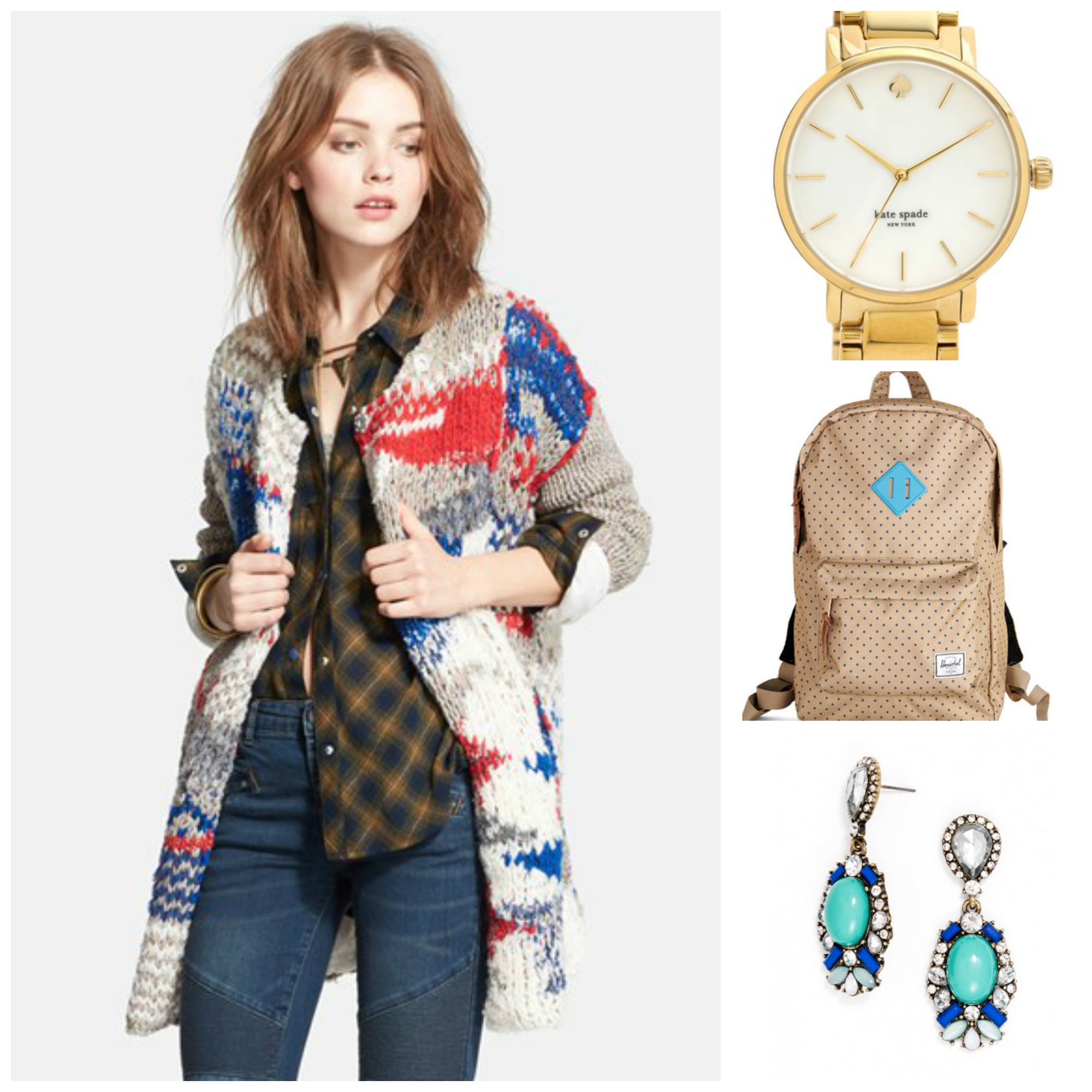 Shop the look: Back to school clothes and accessories