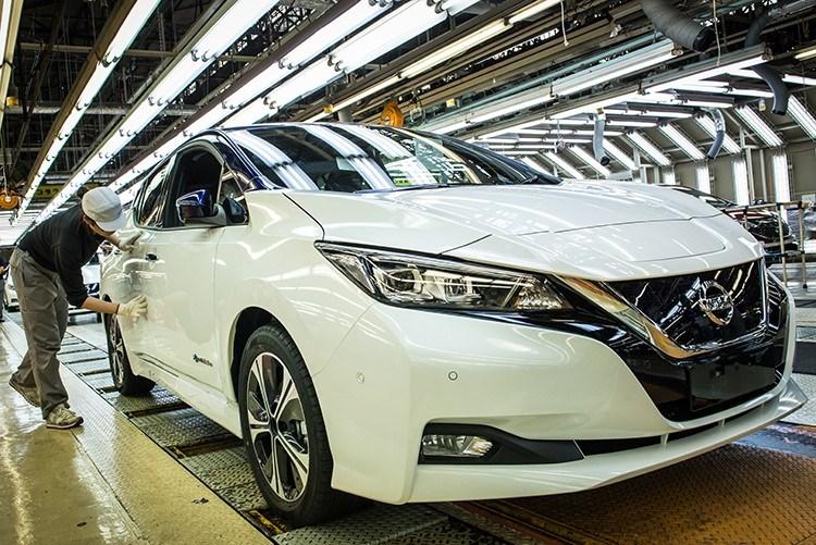 Nissan Leaf: 40% mehr Reichweite mit dem neuen Modell