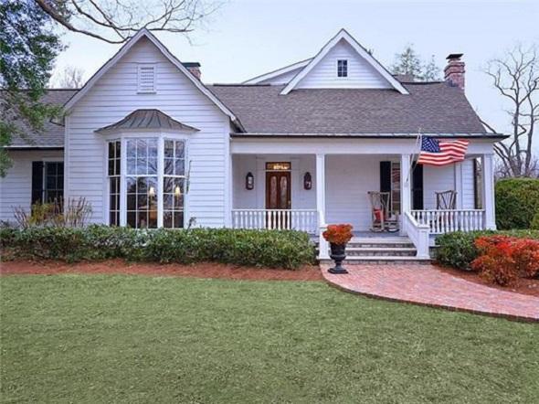 Trish Yearwood house Brentwood TN