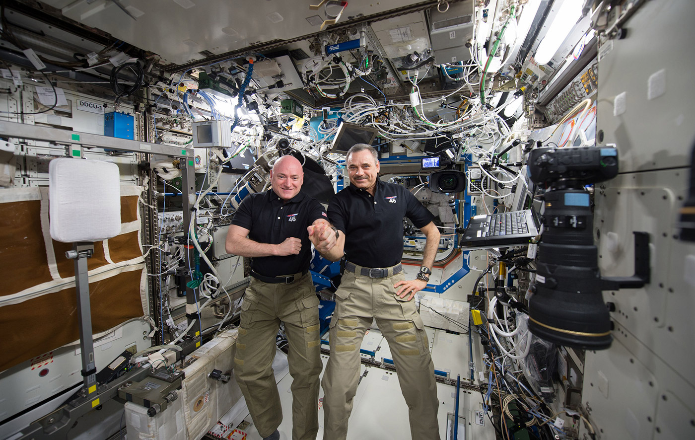 Space Station's one-year crew is coming home on March 1st