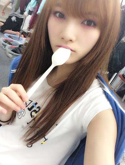 AKB48岡田奈々が金髪にしたらゴマキに似ていると話題に 「普通に可愛い」「似合ってる」