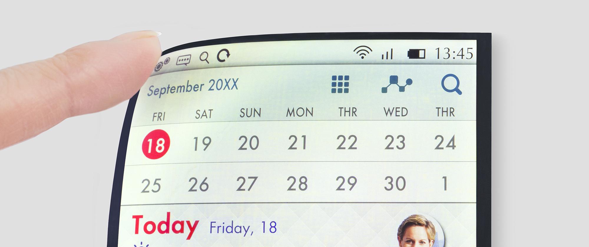Esta pantalla curvada de Japan Display podría poner en aprietos a Samsung
