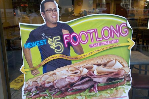 Training Fresh with Subway - imcclass.com