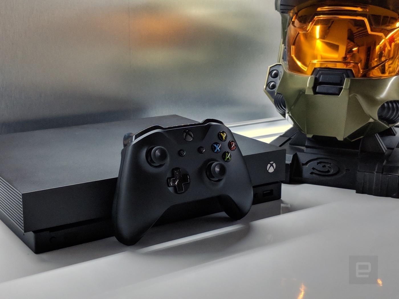 La potente Xbox One X registra mejores ventas que PS4 Pro en Reino Unido