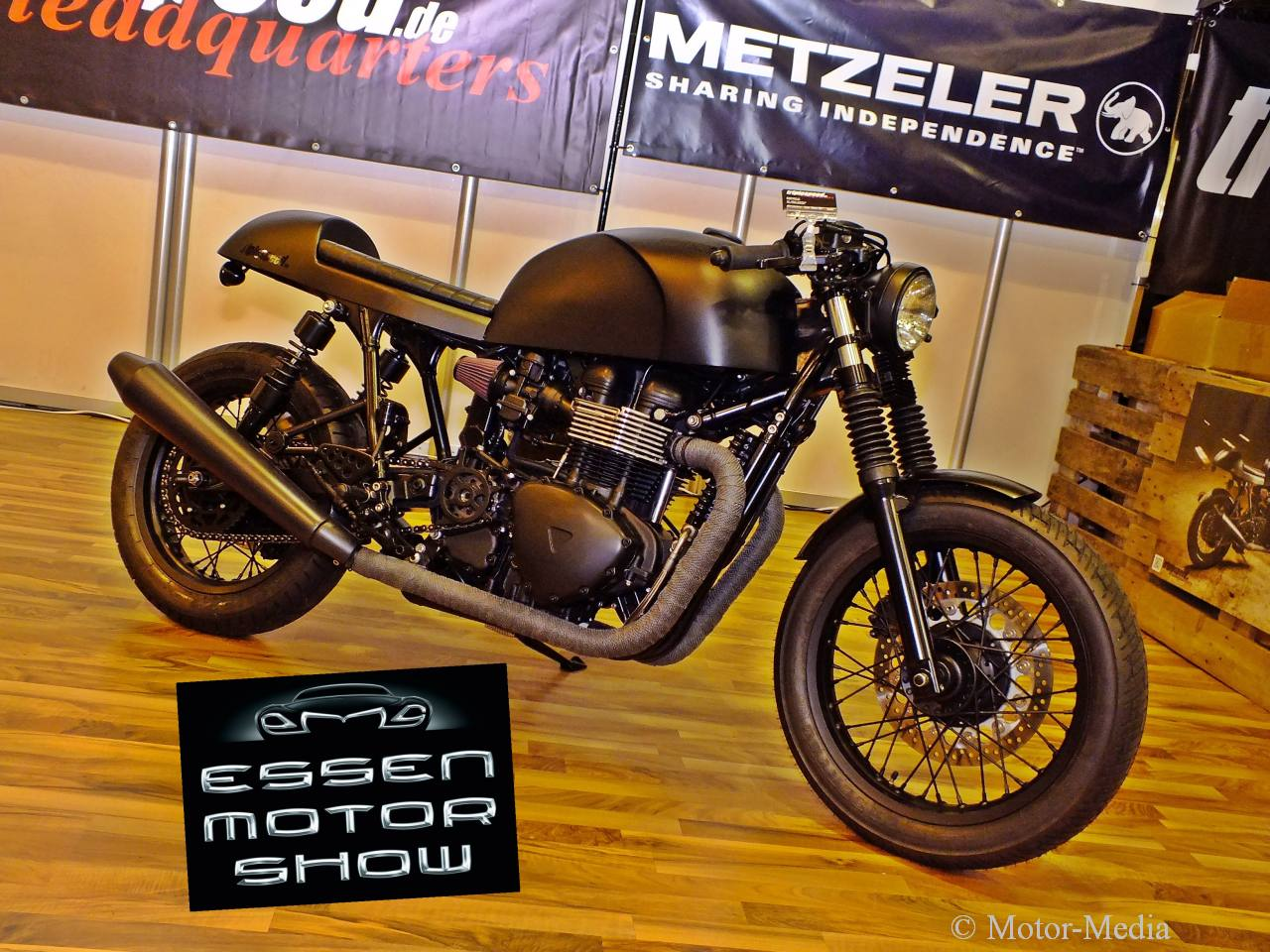 Highlights Essen Motor show 2014: die Bikes