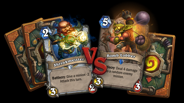 Hearthstone's Goblins vs. Gnomes expansion is coming out soon!