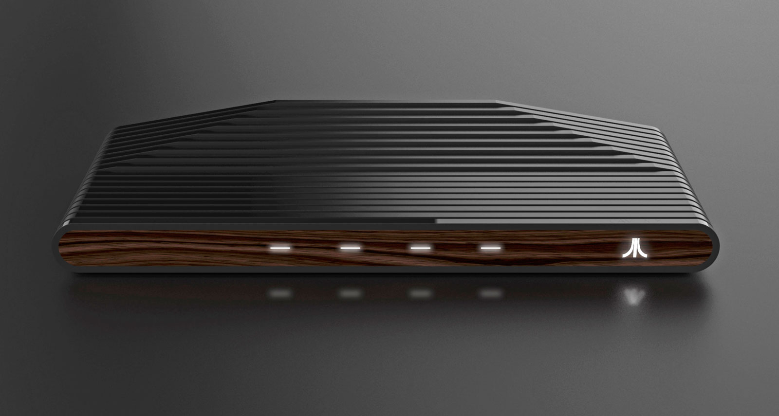 photo image Ataribox will come in two suitably retro editions
