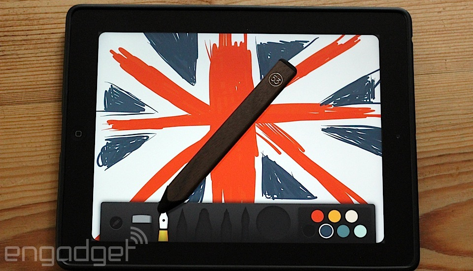 FiftyThree's Pencil iPad stylus arrives in the UK