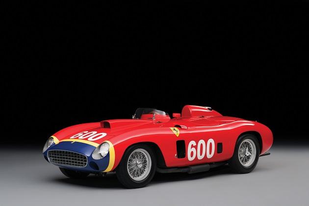予想落札価格は33億円! ファンジオが乗ったフェラーリ、オークションに出品